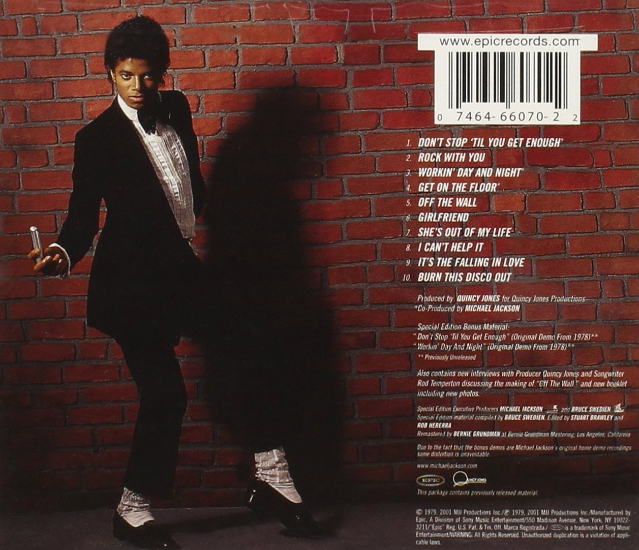 michael jackson off the wall album covers wwwpixshark