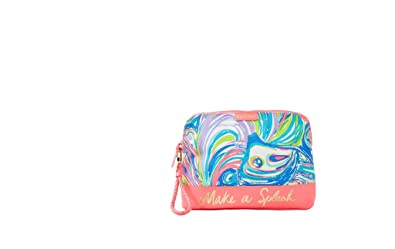 Lilly Pulitzer Beach Pouch Wristlet