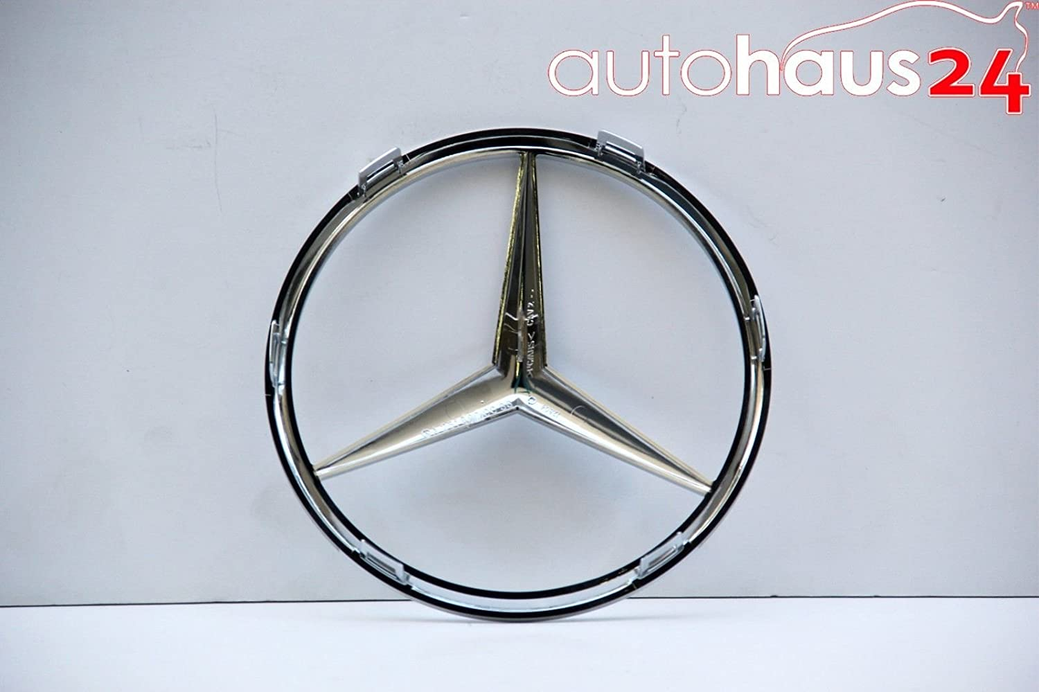 Mercedes Benz W216 CL550 CL600 CL63 AMG Genuine Hood Badge