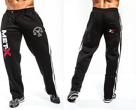 MET-x de hombres Muscle Works Gym corredores chándal de deporte ...