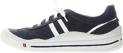 Romika Tennis Master 220 - Zapatillas deportivas para hombre (tallas grandes, 41010, 96, 503), color azul: Amazon.es: Zapatos y complementos