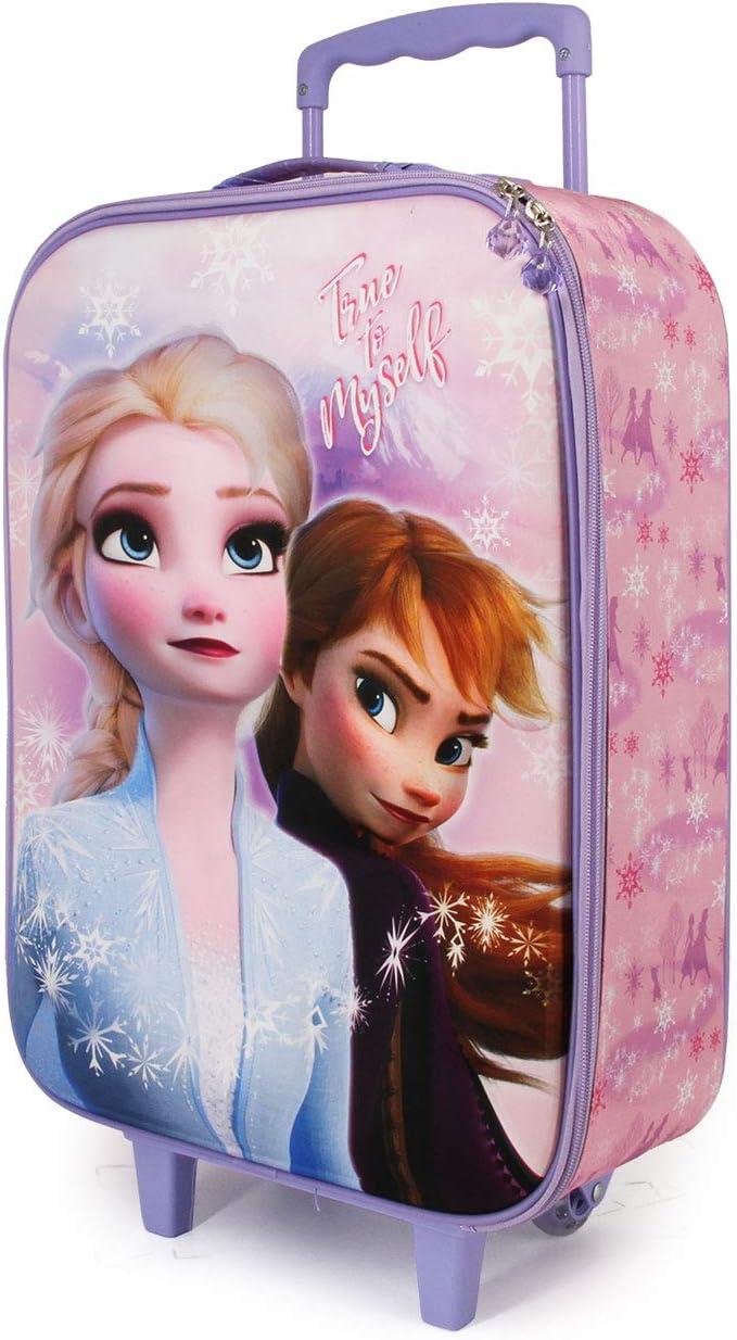 Frozen Wind-Maleta Trolley Soft 3D