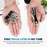 Smart Key Organizer by Krufe| Compact and
