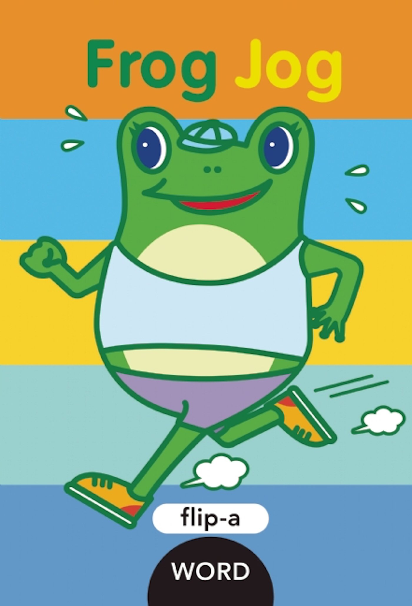 Read Online Flip-a-Word: Frog Jog pdf