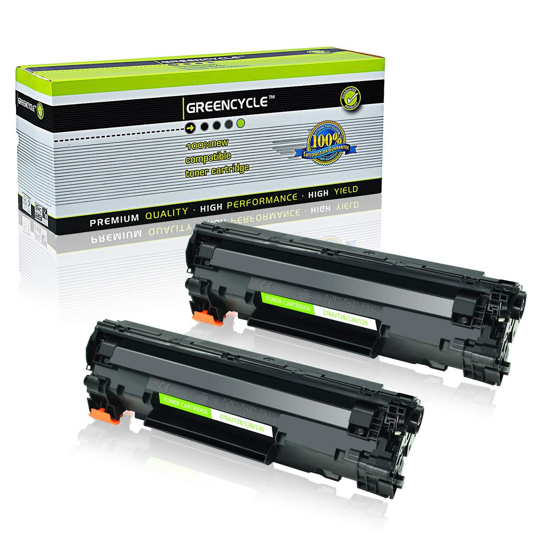 Toner Alternativo ( X2 ) Negro C128 128 D550 D530 MF4412 ...