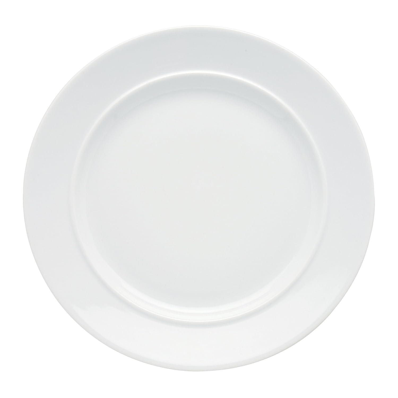 sc 1 st  Amazon.com & Amazon.com: Dansk Café Blanc Dinner Plate: Kitchen \u0026 Dining