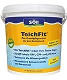 Söll TeichFit Produit à haute concentration en calcium et dioxyde de carbone pour étang 10 kg für 100.000 l