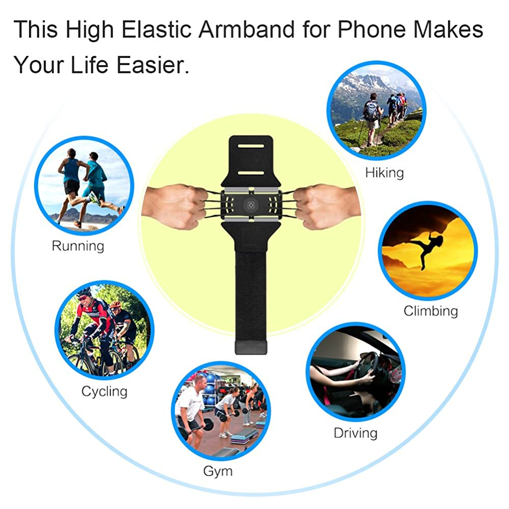 Benefits of Using a Running Armband