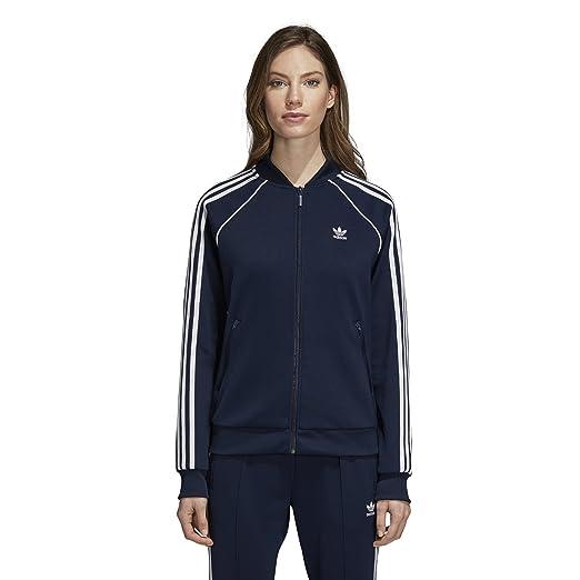 bf429662da adidas Originals Women's Super Star Track Jacket