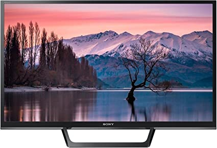 Sony Bravia 80 cm (32 Inches) HD Ready LED TV KLV-32R422E (Black) (2017  model)