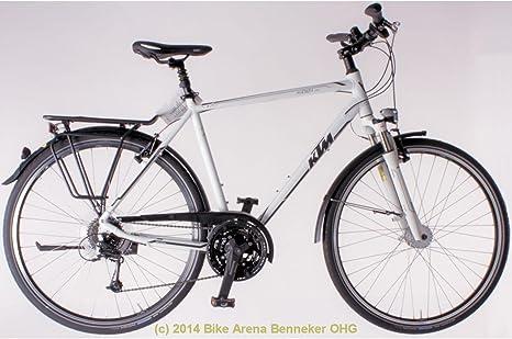 KTM Avenza 27 Light Hombre Bicicleta Trekking 28 pulgadas 27 ...
