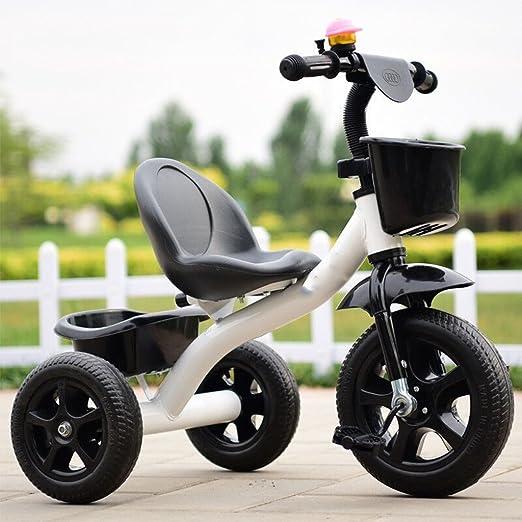 Silla de paseo Cochecito de bebé Triciclo Triciclo 1-6 Niño ...