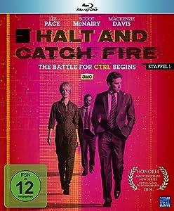 Halt and Catch Fire - The Battle For CRTL Begins [AMC] Staffel 1 (Episode 1-10 im 4 Disc Set) [Blu-ray] [Alemania]