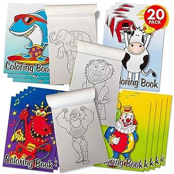 Amazon.com: ArtCreativity - Libros para colorear para niños ...
