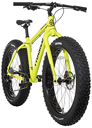 Amazon.com : Framed Minnesota 1.0 Fat Bike Mens Sz 17in : Sports ...
