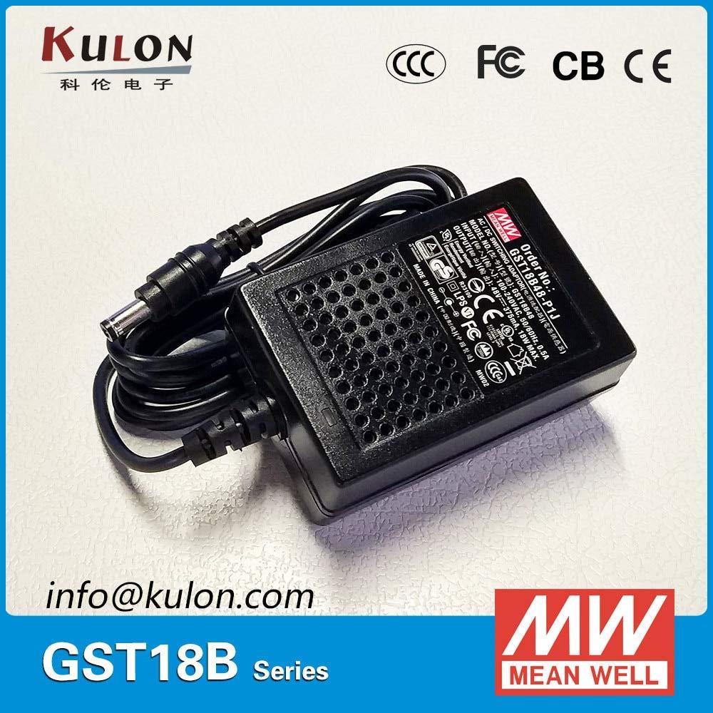 Utini Original GST18B18-P1J 18W 18V 1A Desktop Adaptor Output Interface 5.5mm2.1mm Power Supply