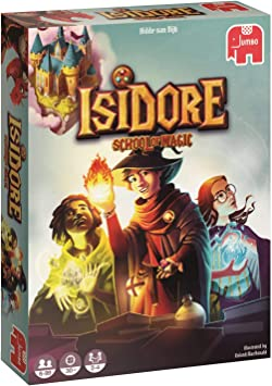 Jumbo Isidore School of Magic Niños Viajes/Aventuras - Juego de ...