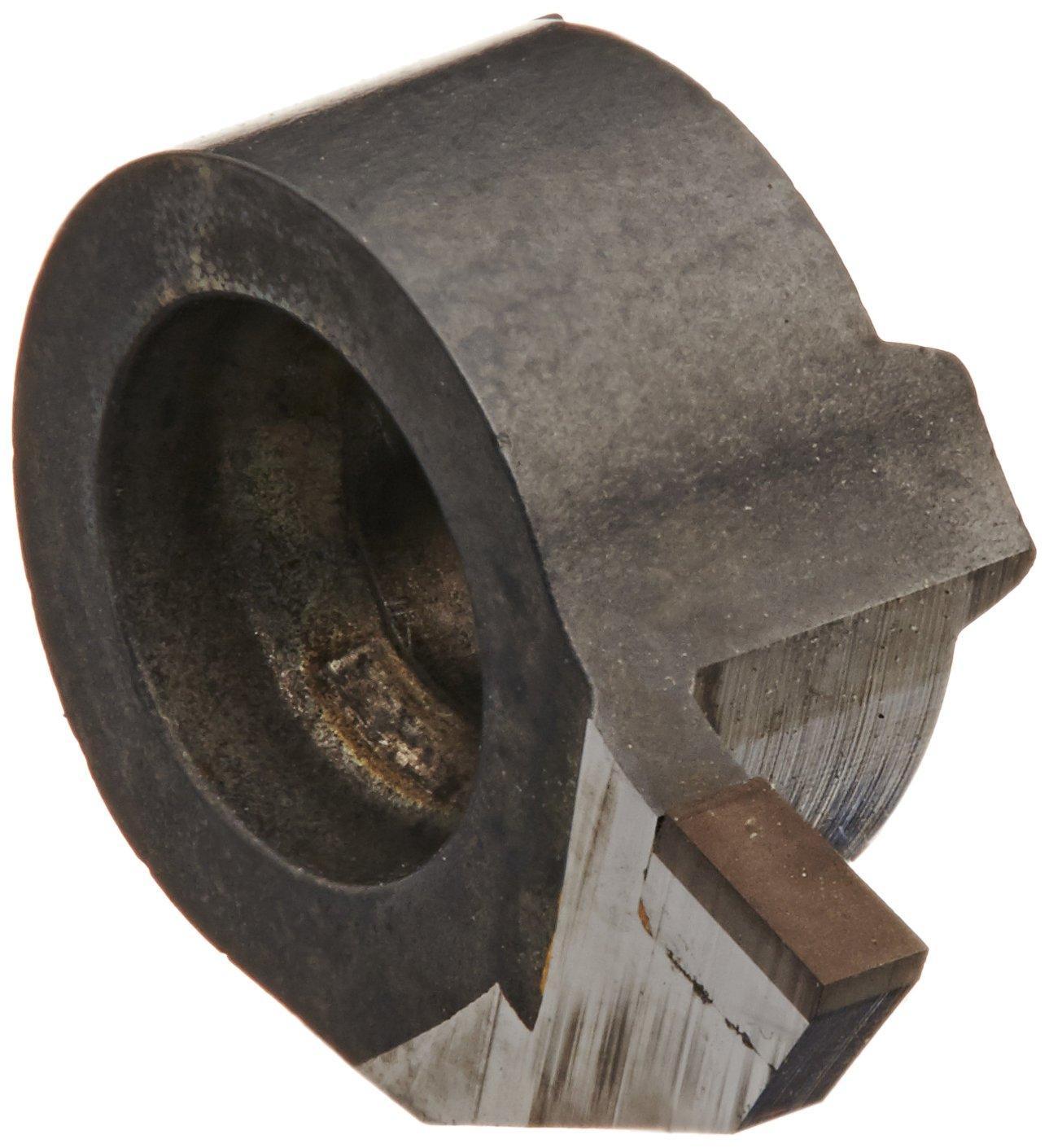 Sandvik Coromant MB-07G100-00-11R CoroCut MB CBN Grooving Insert, CB7015 Grade, TiN Coating, 1 Cutting Edge, Right Hand Orientation, 0.039'' Cutting Width, 0'' Corner Radius, 07 Insert Seat Size (Pack of 5)