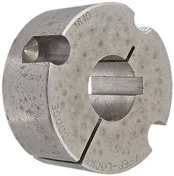 1610 Series 22mm Bore 6 x 6mm Key Taper Lock Bush