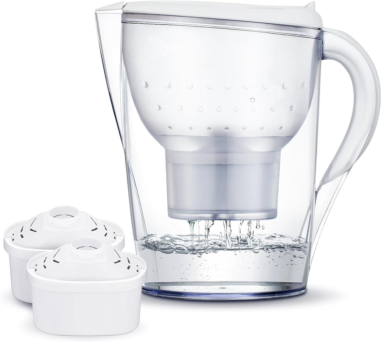 YAPASPT - Jarra de Agua con Filtro alcalino DE 3,5 l, 14 Tazas ...