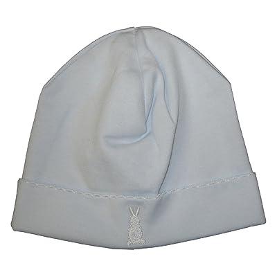 Kissy Kissy Baby-Boys Infant Pique Bunny Ears Hat