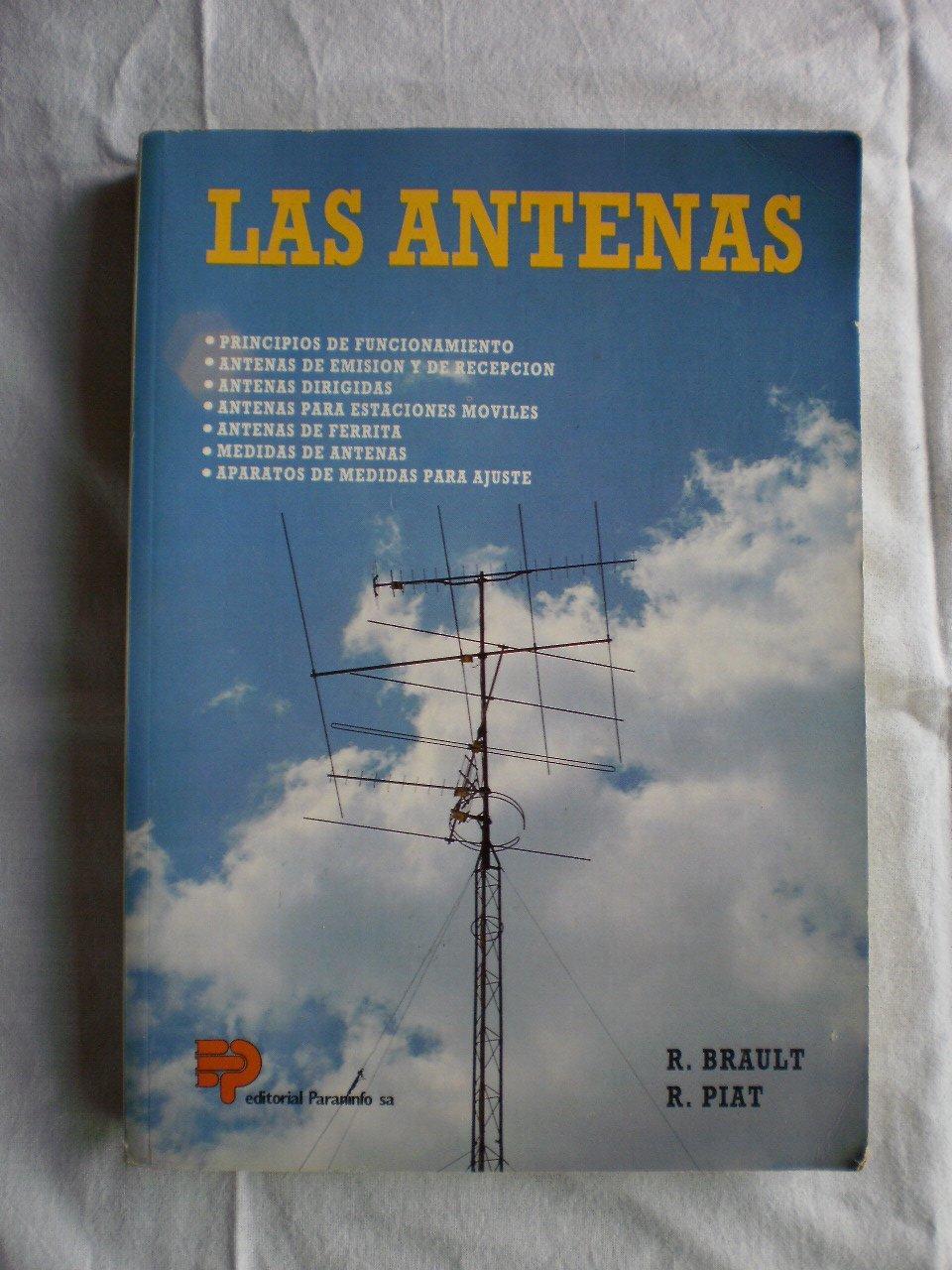 Las antenas: Amazon.es: Brault, R.: Libros