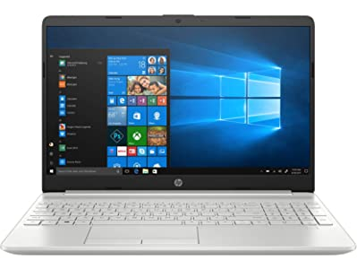 HP 15 15s-DU0093TU 15.6-inch Laptop (8th Gen Core i3-8145U/8GB/1TB HDD/Windows 10, Home/Microsoft Office 2019/Intel UHD 620 Graphics), Natural Silver