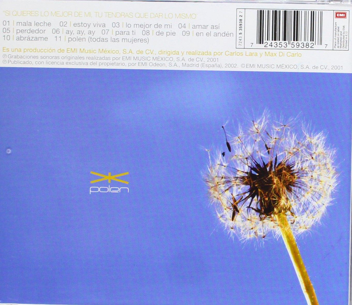 cd polen lynda