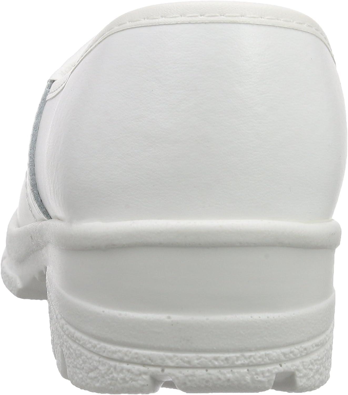 Sanita San-Duty Closed-O2 Unisex Adults/' Clogs White 1 White