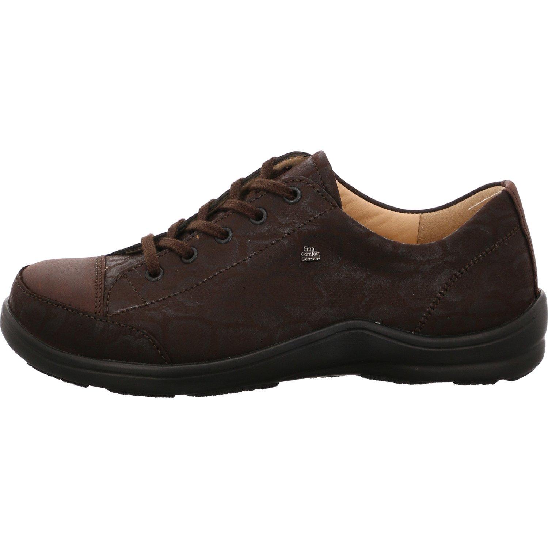 FINNCOMFORT Sneaker - Zapatos de cordones para mujer 39|braun komb