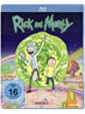 Rick and Morty-Staffel 1 [Blu-ray] [Import anglais]