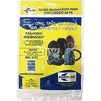 Kit Com 3 Sacos Para Aspirador Electrolux One S2175