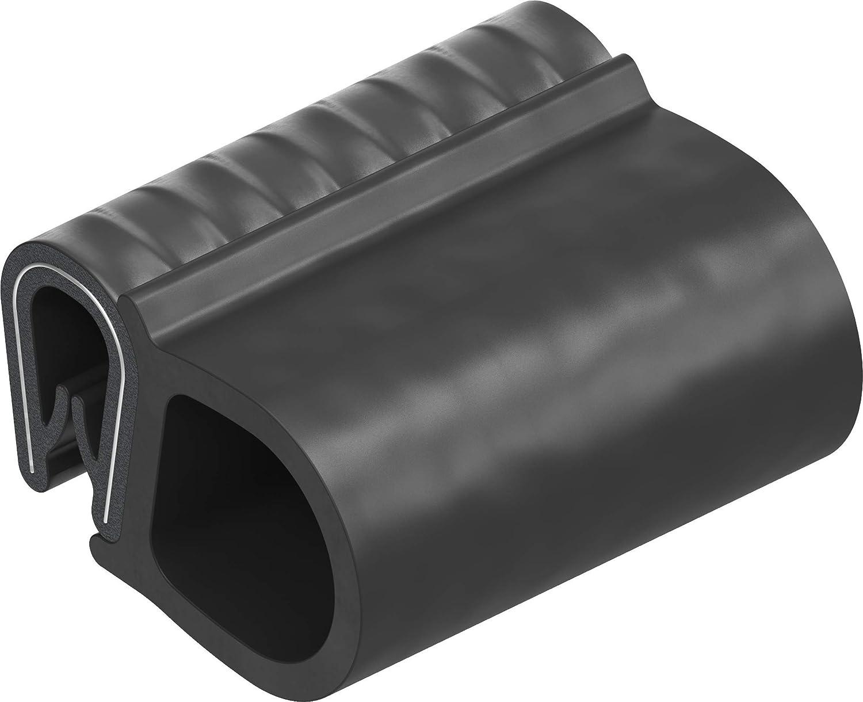 CTA Dichtungen 5 Meter Dichtprofil Kofferraumdichtung Kederband EPDM KB 1-4 1C11-22