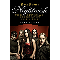 Once Upon a Nightwish: The Official Biography 1996–2006 book cover
