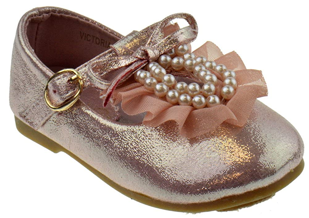 Carrie Di Precious Baby Ballet Ballerina Everyday Event Event Flats
