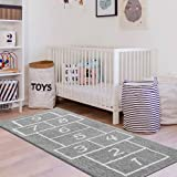 Super Soft Foam Kids Play Area Rugs 3 x 5 Non-Slip Childrens Carpet Car Tracks Educational Learning /& Game/ for Living Room Bedroom Playroom Nursery/ 2019 Best Shower Gift LIVEBOX Play Mat