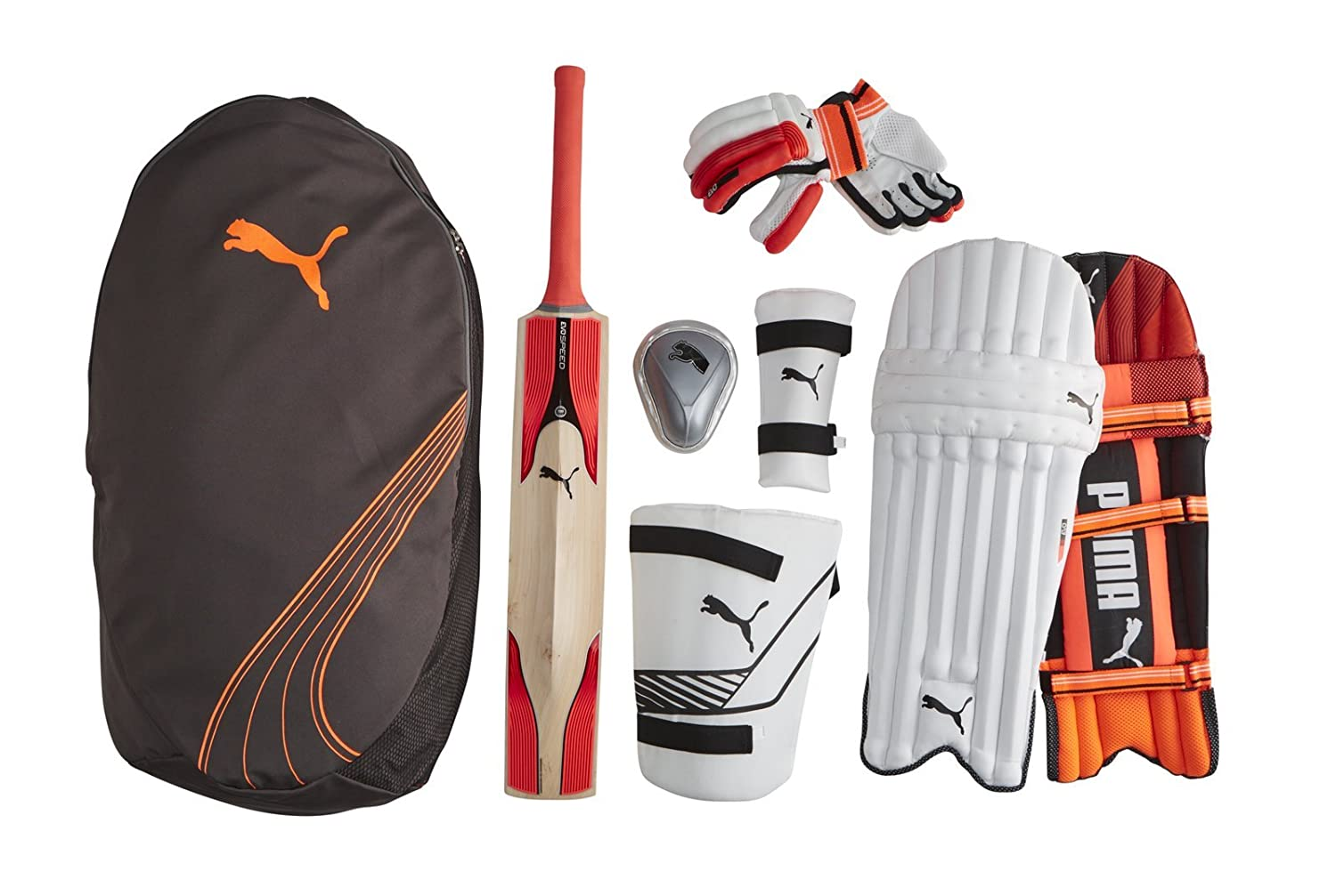 c5869021df Puma Full Cricket Kit (Youth (Ideal for 10 to 14 Yrs)