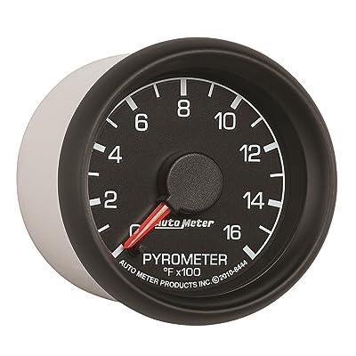 Auto Meter 8444 Factory Match Pyrometer/EGT Gauge: Automotive