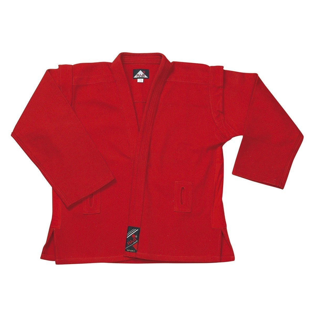 kurka/Sambo chaqueta rojo Fuji Mae