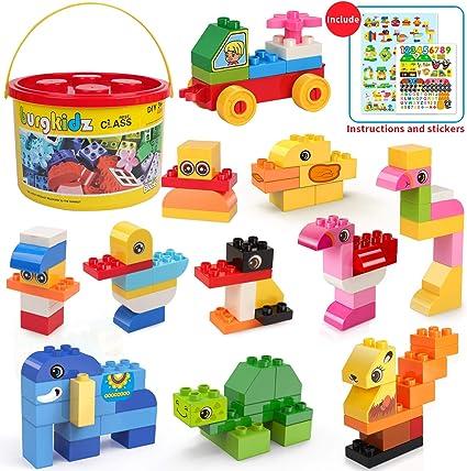 LEGO Duplo My First Bricks Building Set Bricks Toddler Learning Skills Kids Gift