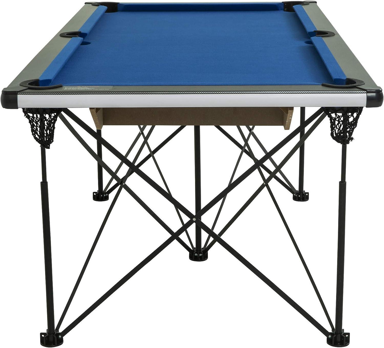 Portable Pop Up Folding Pool Table