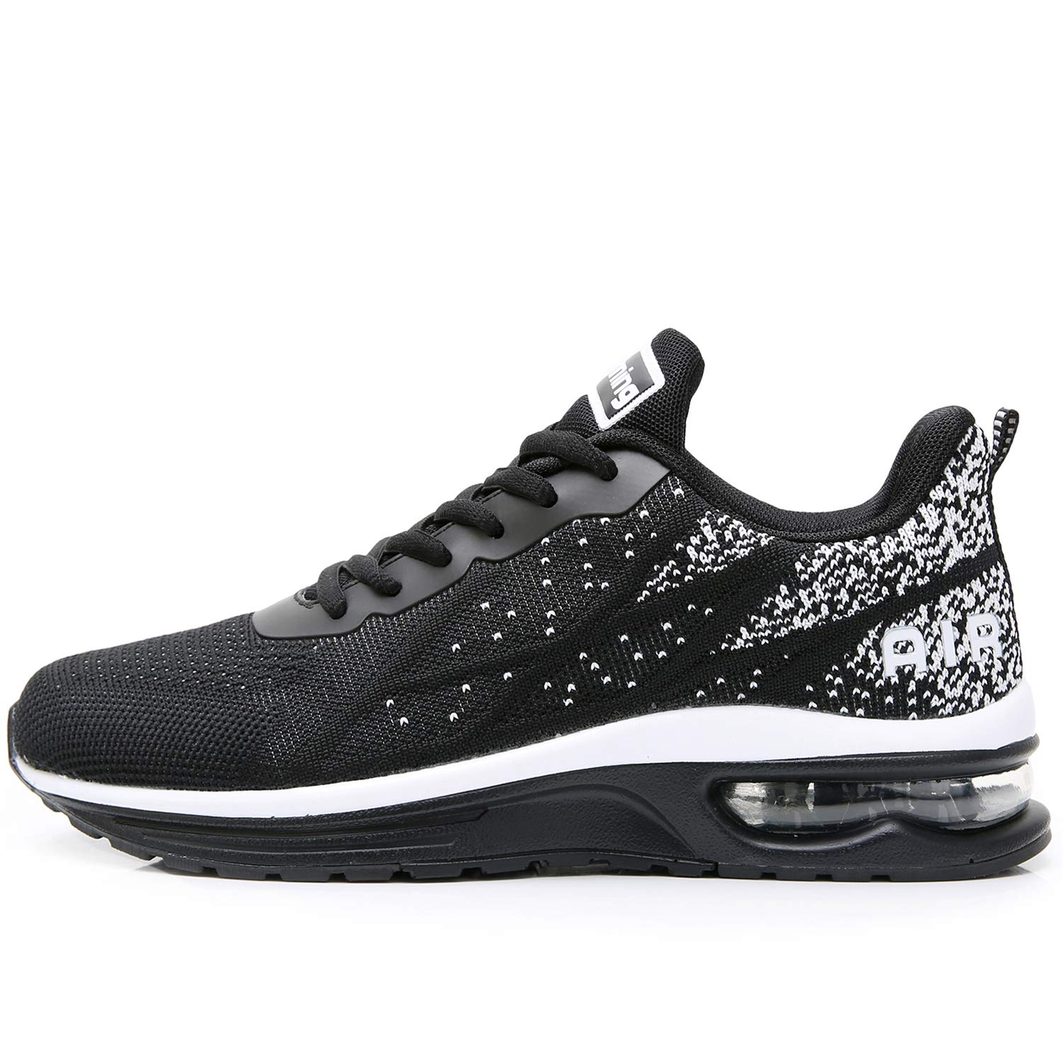 MAFEKE Women Air Athletic Running Shoes Fashion Tennis Breathable Lightweight Walking Sneakers