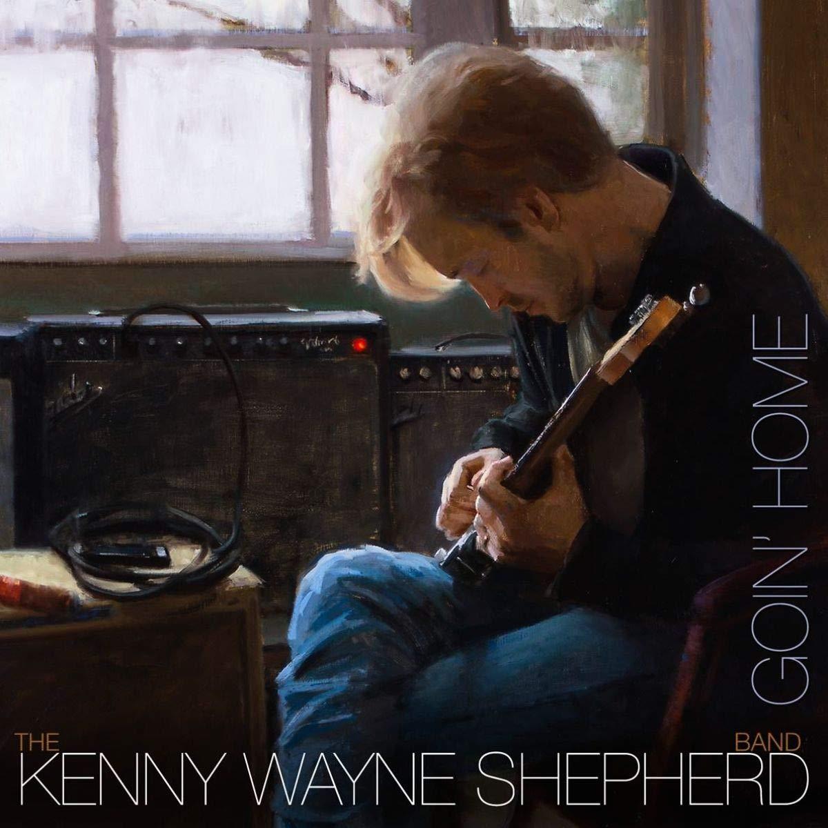 CD : Kenny Wayne Shepherd - Goin Home