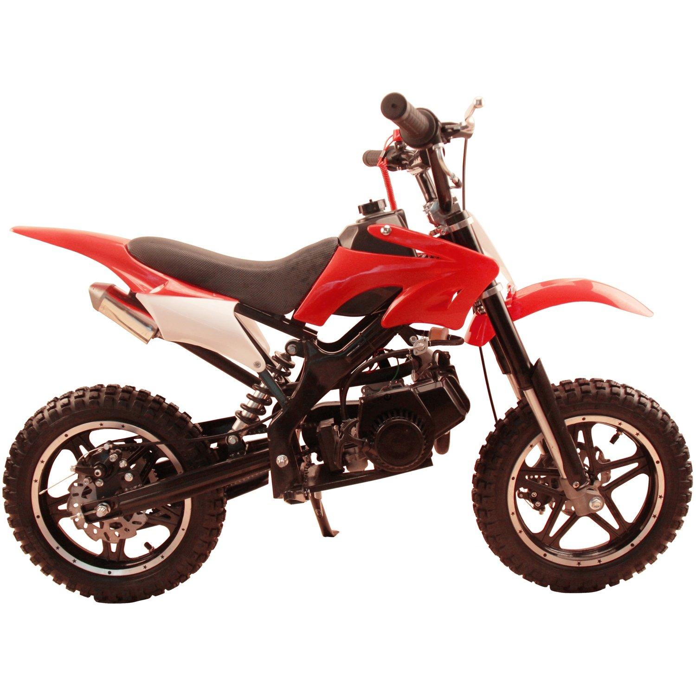 Flying Horse 49cc 50cc High Performance 2 Stroke Gas Powered Mini Dirt Bike Motorcycle Gas Powered Kids mini Dirt Motocross Bike