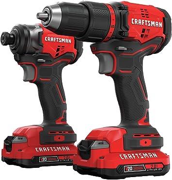 Craftsman CMCK210C2 featured image