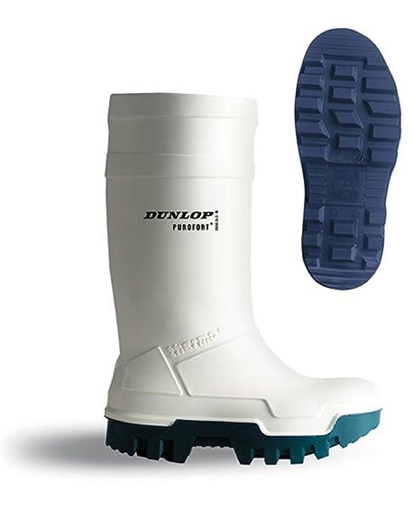 Botas Dunlop Thermo blanca, Sin puntera de acero - 41 - C662143