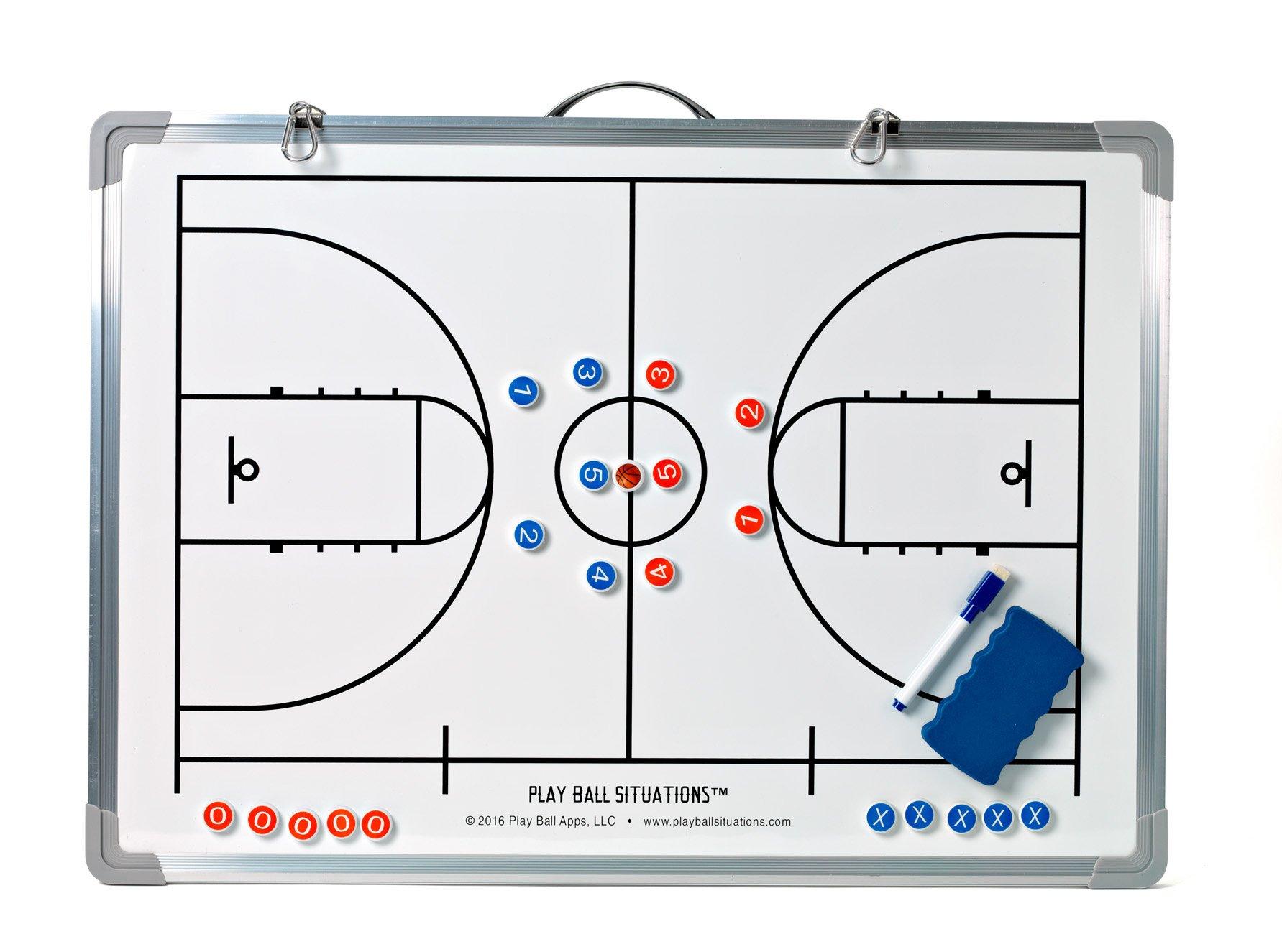 Champro Football Coachs Board White, 12 x 9-Inch Marker Boards