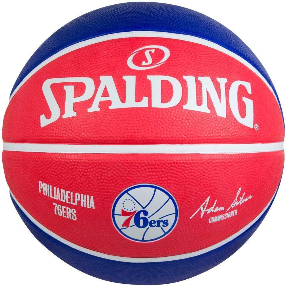Pelota de baloncesto NBA Silver Outdoor 5 + bomba DHP21-CR ...
