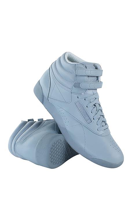 0e48bd299c788 Reebok BS7859 Women Freestyle HI CB Sneakers Gable Grey White ...