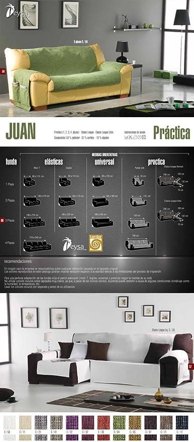 Colorintex - Eysa - Fundas de Sillas y Sofas - Juan Practica ...